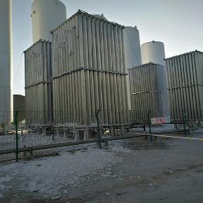 三门峡某工厂供气