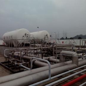 LNG储罐-气化zhan