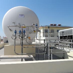 LNG储罐-加气zhan