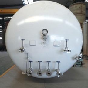 低温二氧化碳储guan